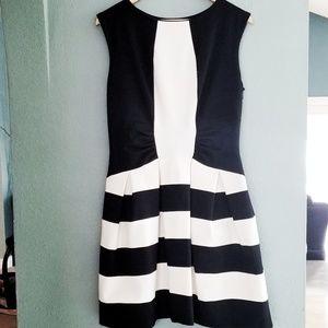 Anthropologie Eva Franco pleated dress